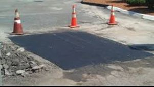 Asphalt Patch Repair Charlotte NC Paving