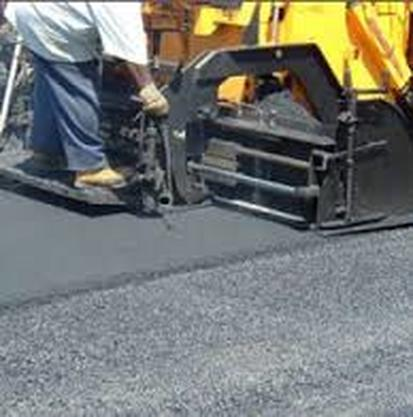 Resurfacing a Road Charlotte NC Paving
